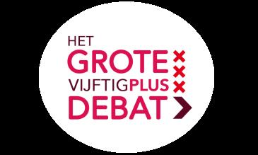 Het Grote Vijftigplus Debat 2018