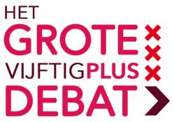Het Grote Vijftigplus Debat 2018 donderdagmiddag 15 maart 2018 Thomaskerk Amsterdam Zuidas